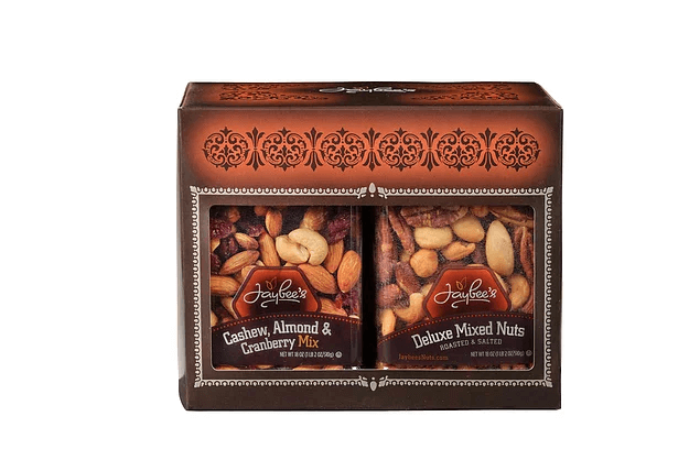 Nuts Gift Box (2 Pack)